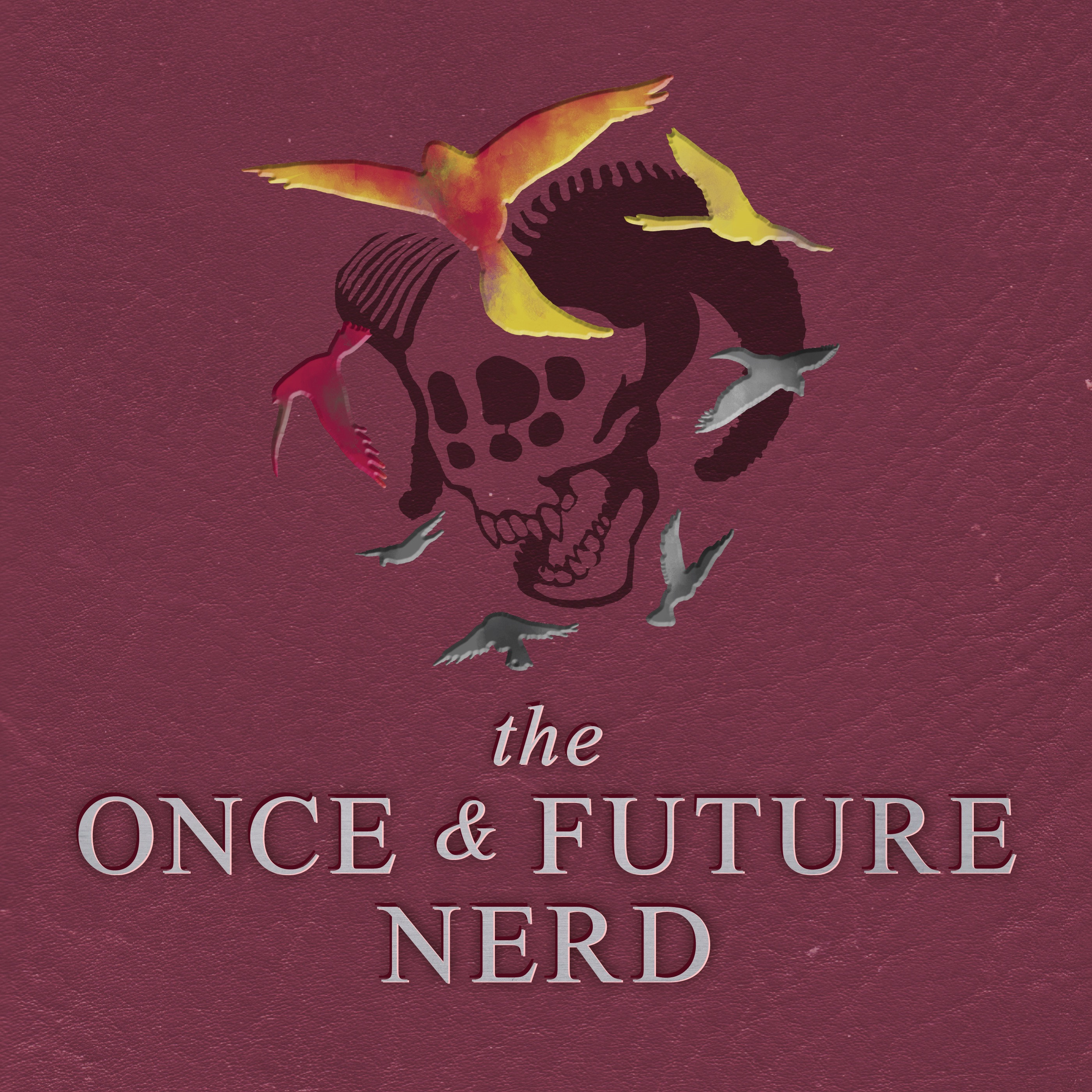 The Once And Future Nerd - A Fantasy-Comedy Audio Drama logo